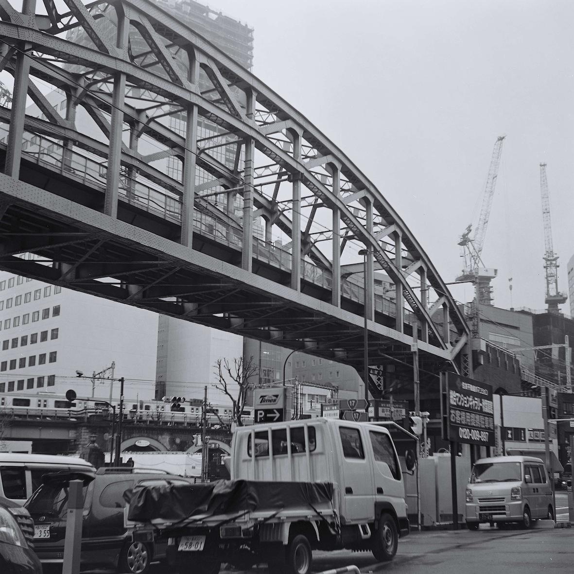Bridge, Tokyo