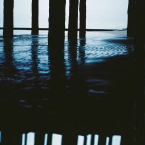 Under the pier, Walton-on-the-Naze
