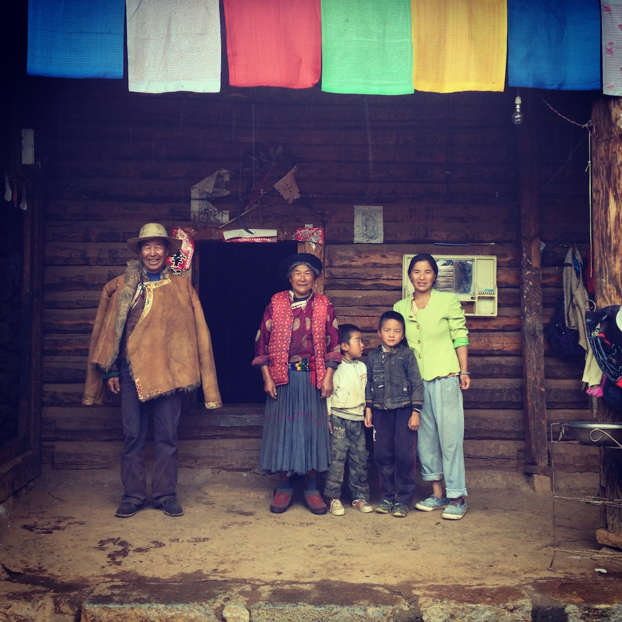 Mosuo people, Lugu Lake
