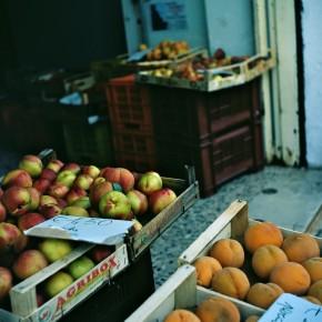 Peaches, Puglia