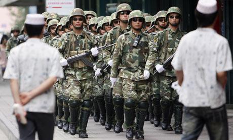 BIG XinjiangUnrest