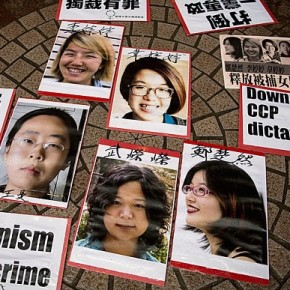 Chinese feminists detained for 'picking quarrels'