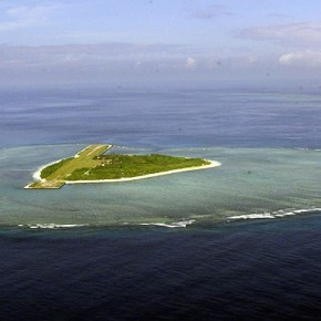 China defends construction on disputed Spratly Islands